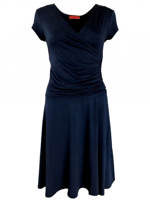Dot & Doodle's Dress Bella Navy