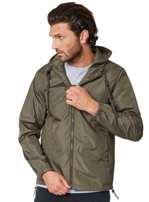 Rain Jacket recycled polyester Jamie from Thought