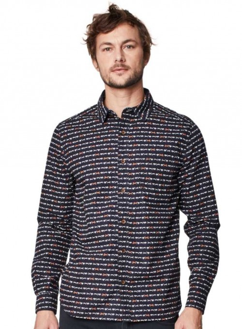 Shirt Sight Hound Organic Cotton from Thought