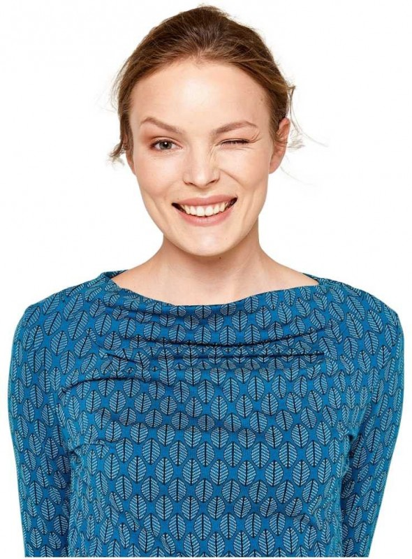 Organic Cotton Top Anahita Pacific from Tranquillo