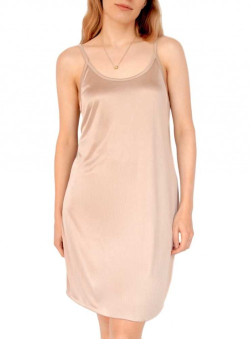 Slip dress Slinky Air Nude
