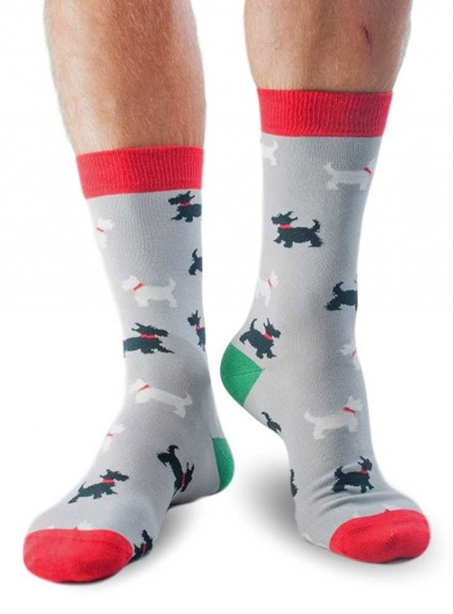 Bamboo Socks Scottie from Doris & Dude