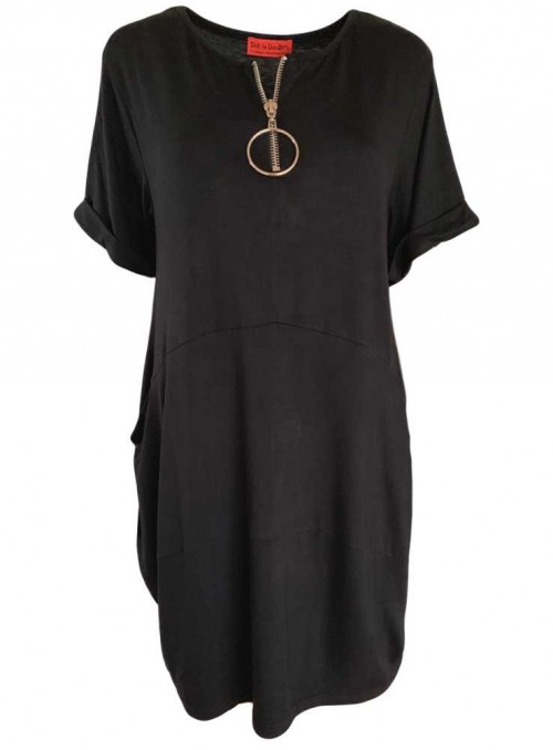 Dress Zita Ella Black