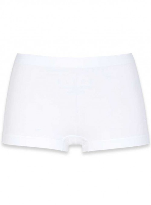Bamboo briefs boxer white seamless