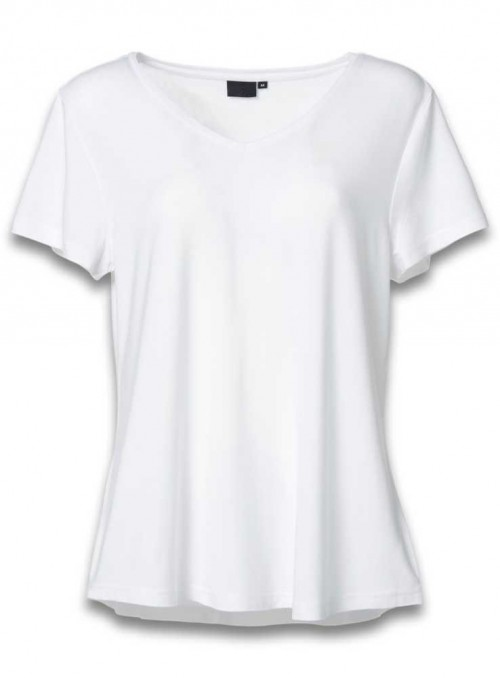 Bamboo womens T-shirt White