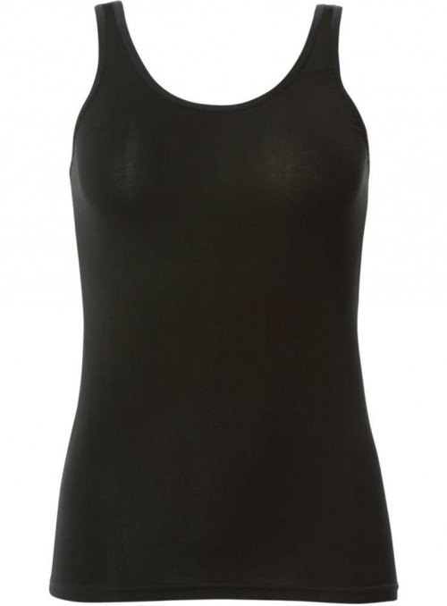 Bamboo top Camisole Black