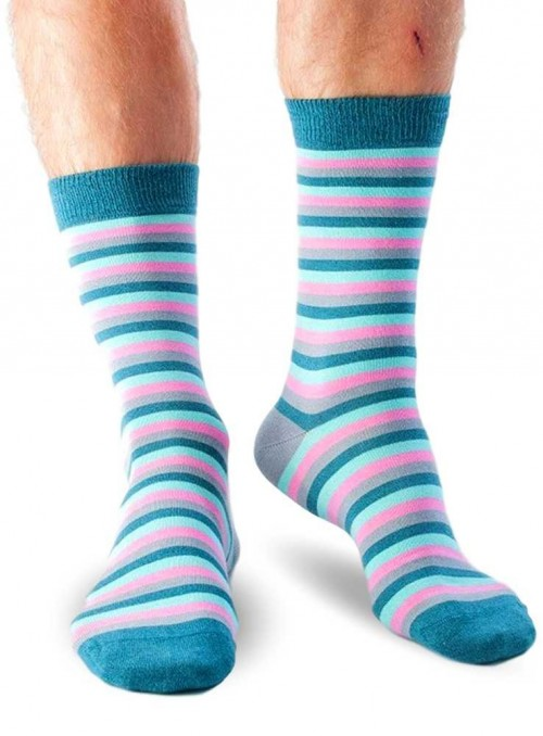 Bamboo Socks Stripe from Doris & Dude