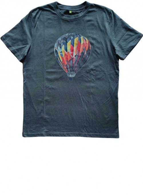 T-Shirt Organic Cotton Baloon