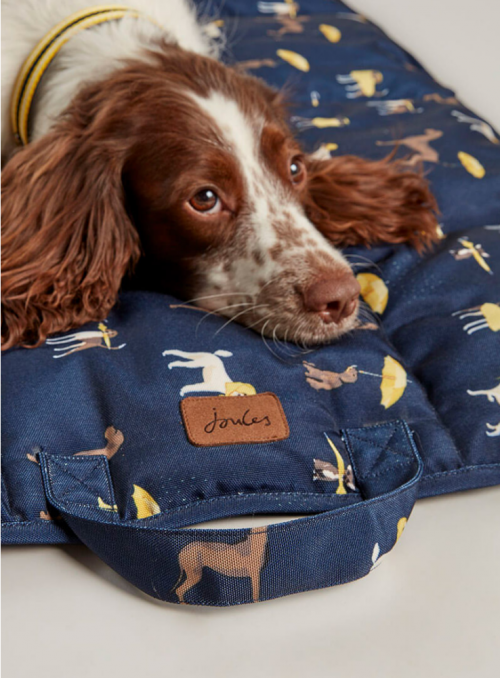 Dog travel mat from Joules