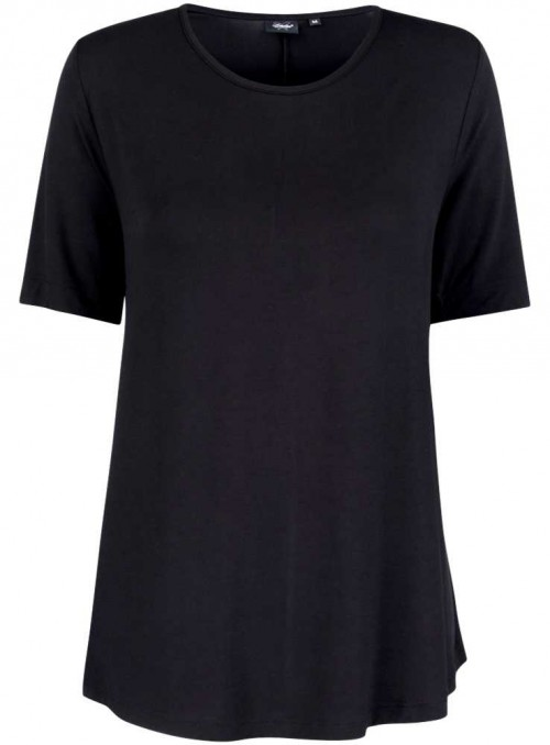 Bamboo T-shirt Loose , round neck