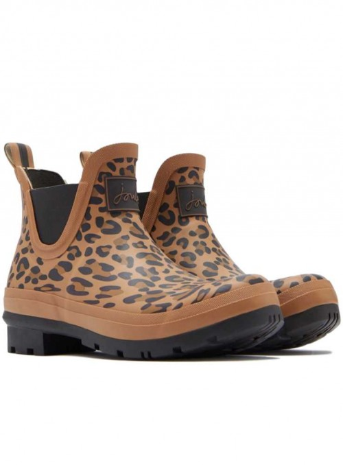 Wellibob Leopard wellies from Joues