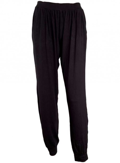 Bamboo pants for yoga, pilates or home lounge wear