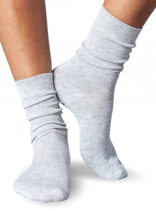 Bamboo Socks Light grey from €4
