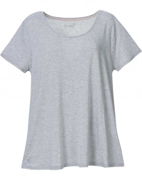 Bamboo top light grey