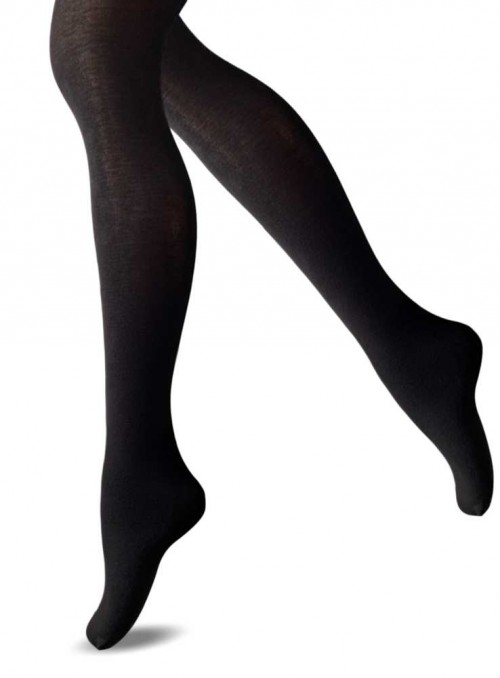 Bamboo tights from Festival, black