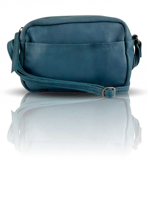 Small leather bag from Black Colour