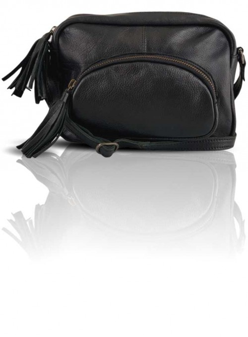 Leather bag from Black Colour