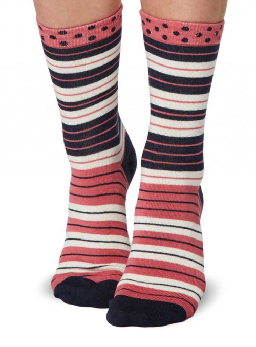 Bamboo Socks with GOTS certified cotton, Addie from Thought
