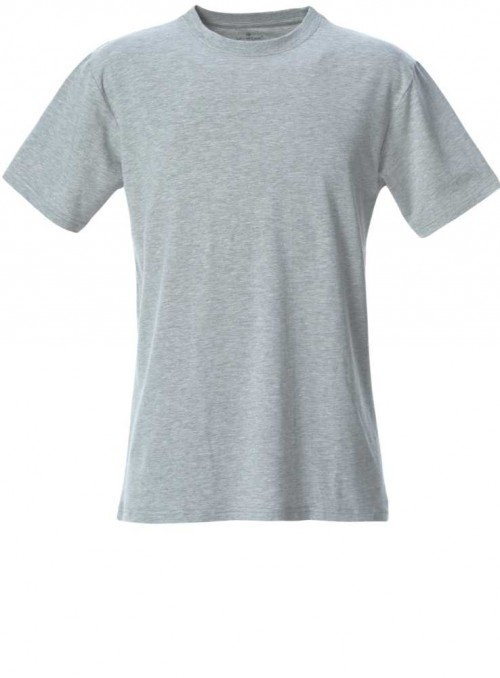 Bamboo mens T-shirt grey