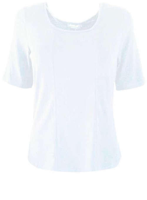 Bamboo T-shirt sizr L-4XL white from Festival
