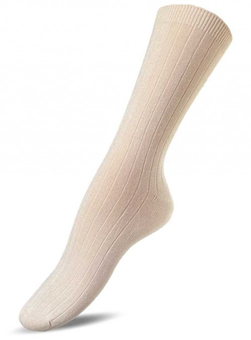 Bamboo socks Offwhite from Festaval
