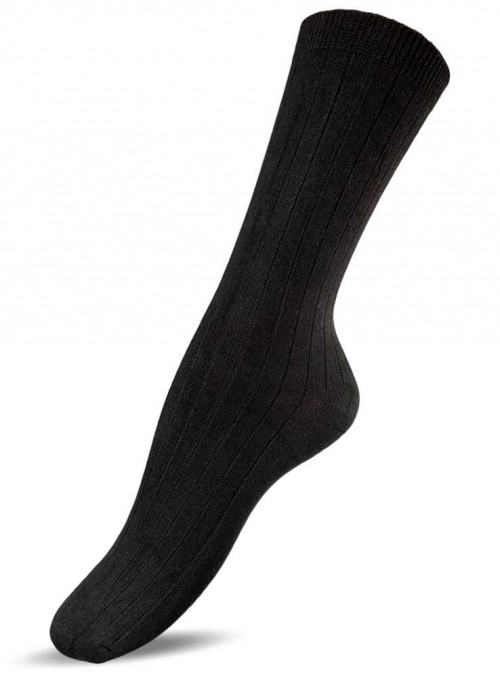 Bamboo socks Black from Festival