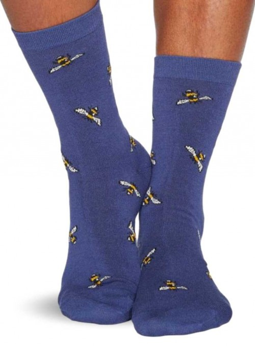 Bamboo Socks with GOTS certified cotton, Rhoda Bee from Thought