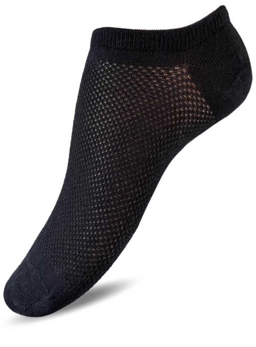3 pack bamboo sneackers socks, invisible socks Black from Festival